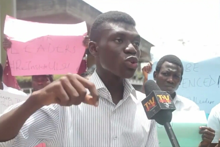 Police Arrests Adeyeye Olorunfemi, UNILAG Student Rusticated Over Facebook Post