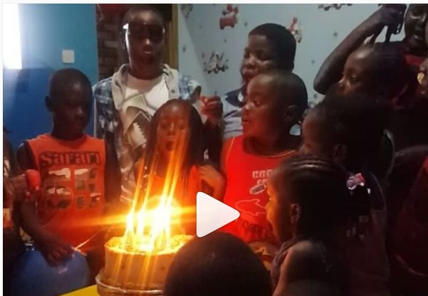TOP NOLLYWOOD ACTOR NOW POLITICIAN DESMOND ELLIOT CELEBRATES THE 6TH BIRTHDAY OF HIS TWIN CHILDREN (PICTURES+VIDEO)TOP NOLLYWOOD ACTOR NOW POLITICIAN DESMOND ELLIOT CELEBRATES THE 6TH BIRTHDAY OF HIS TWIN CHILDREN (PICTURES+VIDEO)