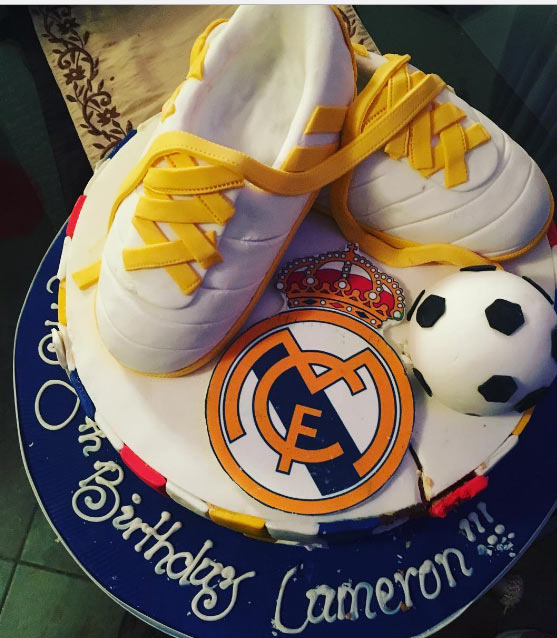 Photos From Cameron Okoye S 8th Birthday Party Celebrities Nigeria