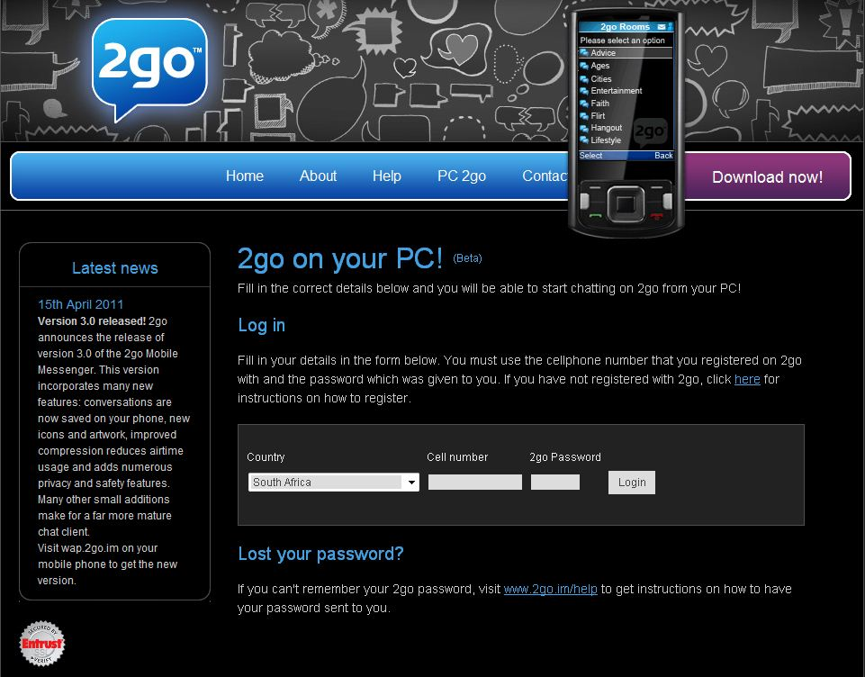 2go (system Version) Download - Phones - Nigeria