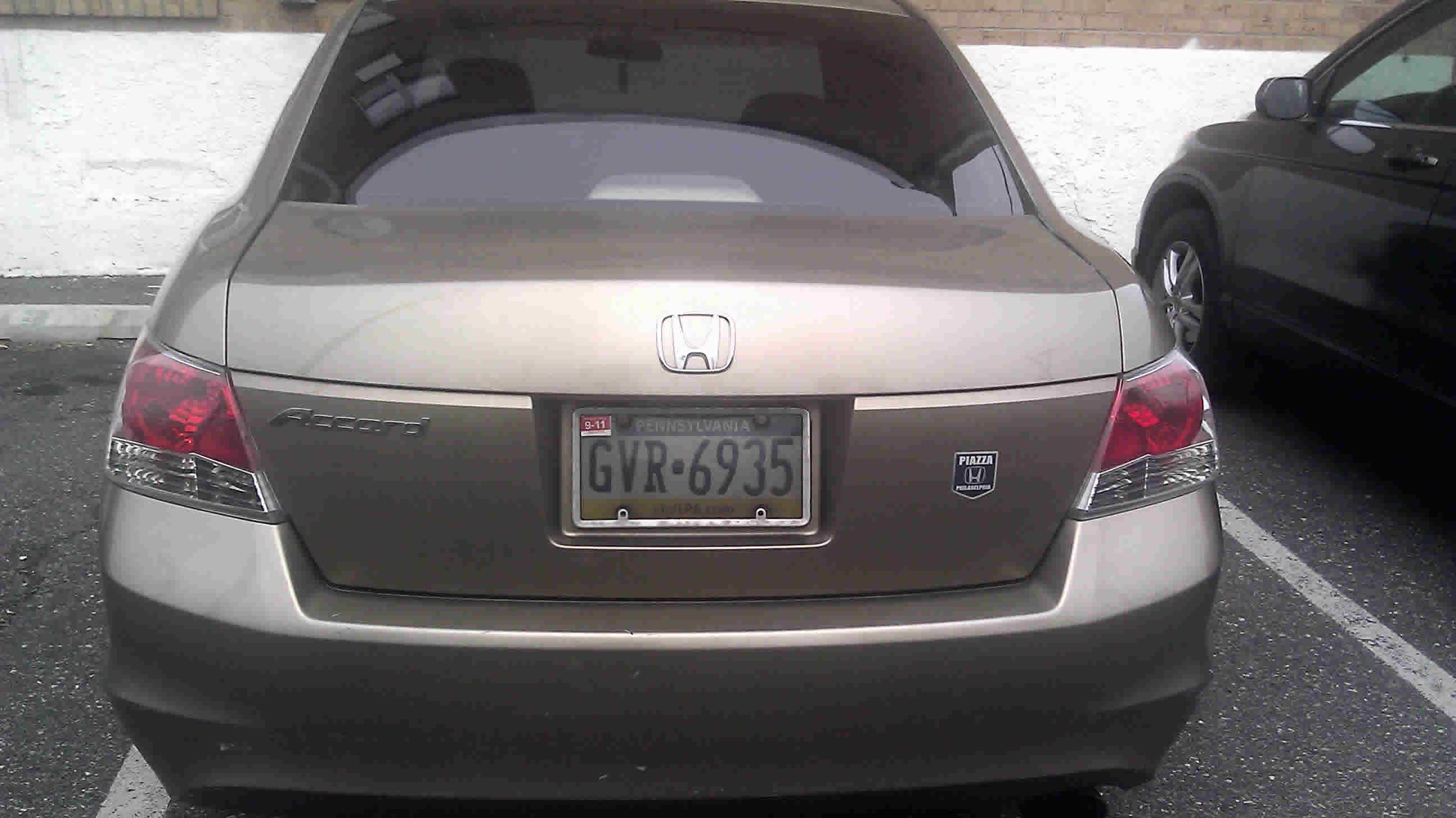 2008 Honda Accord Lx P Fully Loaded Sweet Deal 3 1m
