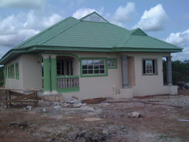 The real cost of building a six bedroom duplex Average cost to build 3 bedroom house