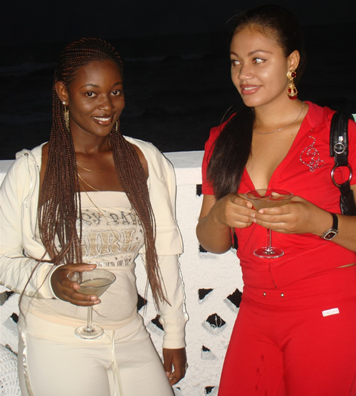 Image result for JACKIE APPIAH AND NADIA BUARI