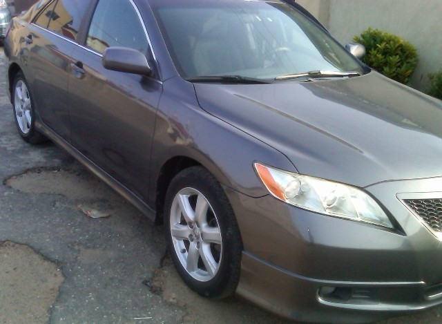 sold toyota camry se 2008 model for sale only autos nigeria. Black Bedroom Furniture Sets. Home Design Ideas