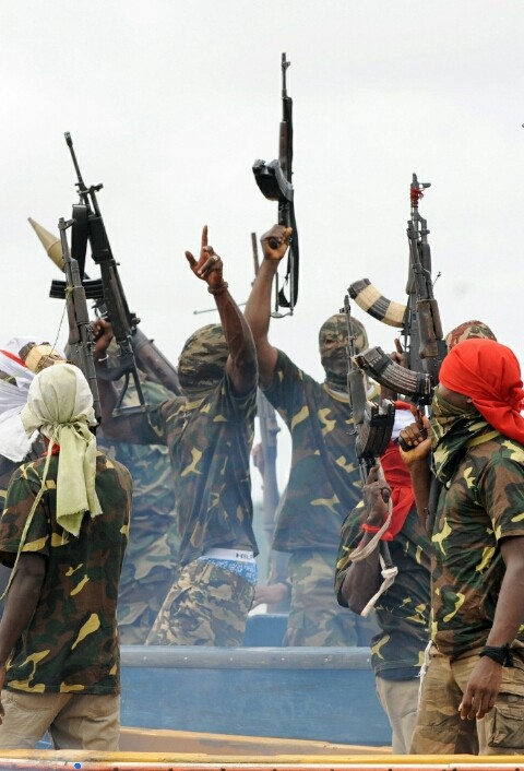 Militants Blow Up NPDC Pipeline In Delta State