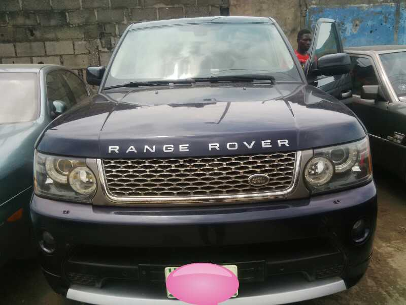 range rover sport autobiography 2011 autos nigeria. Black Bedroom Furniture Sets. Home Design Ideas