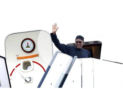 President Buhari To Travel To Germany On October 12th