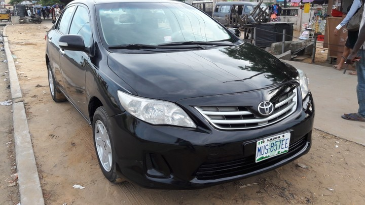 2011 uber ready toyota corolla for sale autos. Black Bedroom Furniture Sets. Home Design Ideas