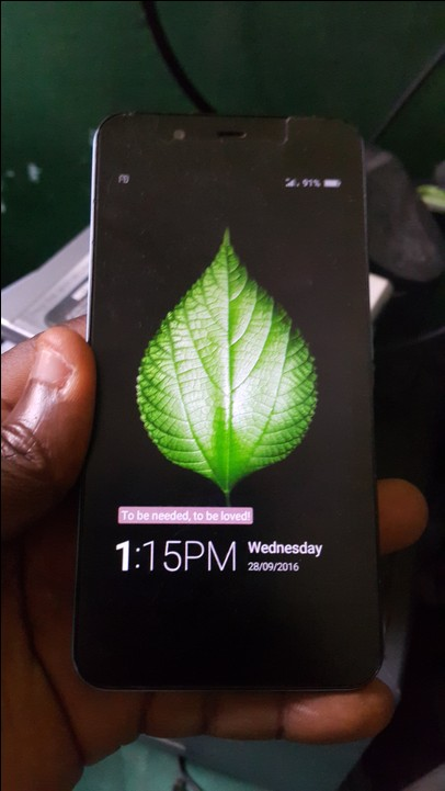 gionee p5 mini for saleworking perfectly 18k if interested