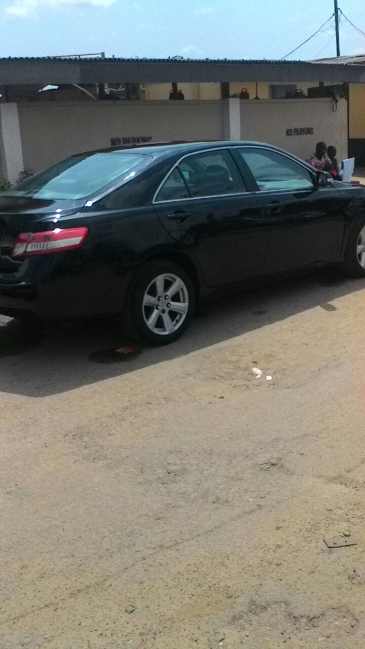 sold toyota camry 2008 model muscle autos nigeria. Black Bedroom Furniture Sets. Home Design Ideas