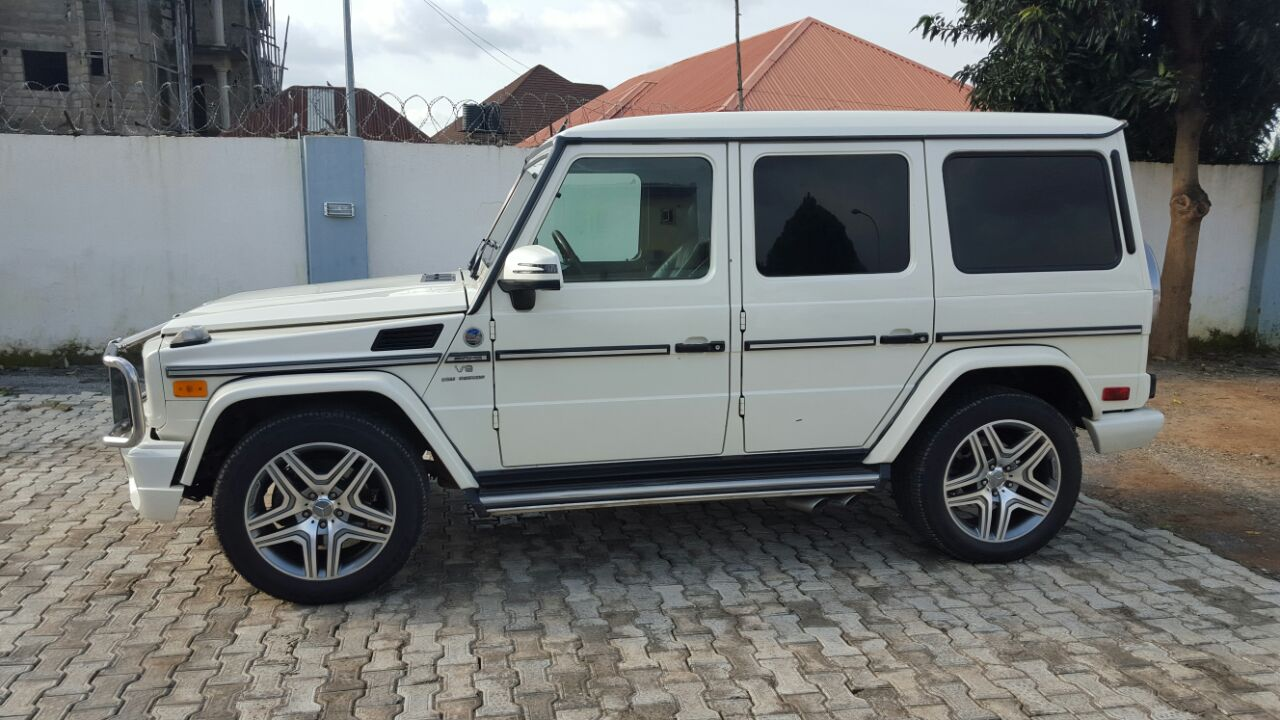 abuja neatly used 2006 upgraded to 2012 g wagon g55 amg selling 12m autos nigeria. Black Bedroom Furniture Sets. Home Design Ideas