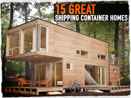 Shipping container homes a solution to affordable housing - Companies that build shipping container homes ...