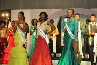 Meet The Winners Of Mr And Miss Nigeria International (Pics) - Fashion