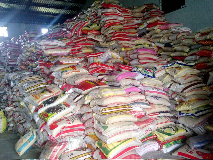 The Ban On Imported Rice Is Still In Effect – Nigerian Customs