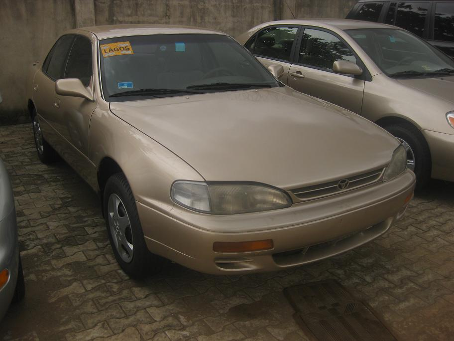 clean tokunbo 1996 toyota camry price n800k autos nigeria. Black Bedroom Furniture Sets. Home Design Ideas