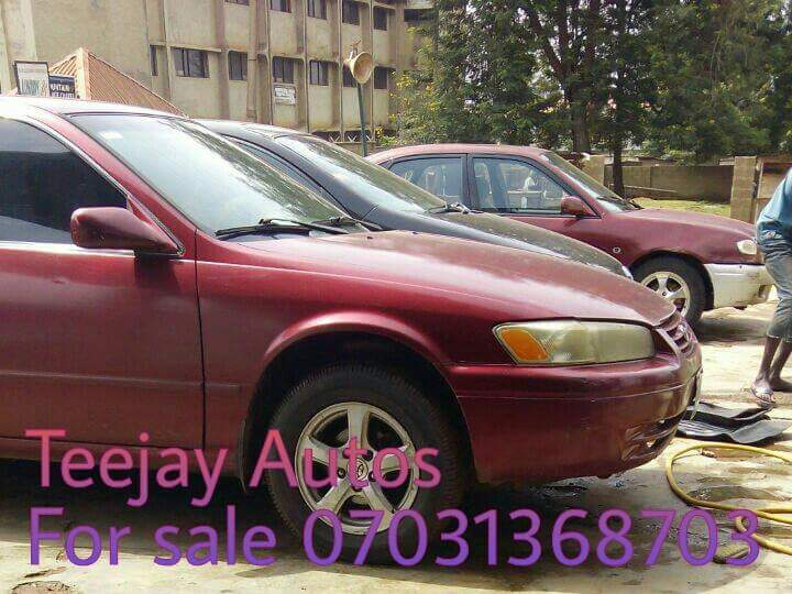 Auto Gele For Sale In Nigeria: Nigerian And Uk Used Car For Sale!