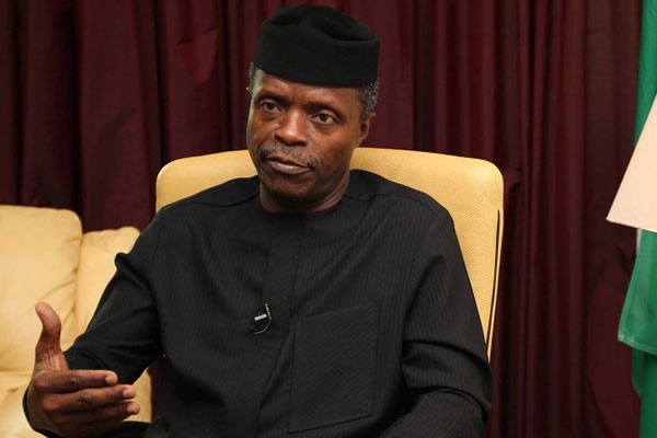 FG To Raise N1trn For Housing Scheme – Osinbajo