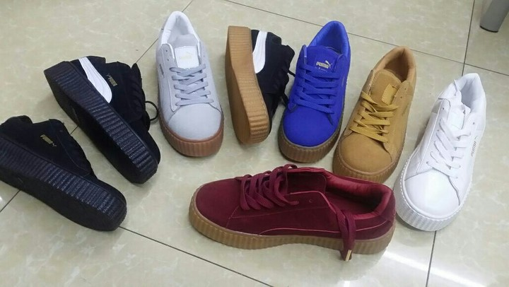 Puma Sneakers Available At Very Cheap Price Fashion Clothing