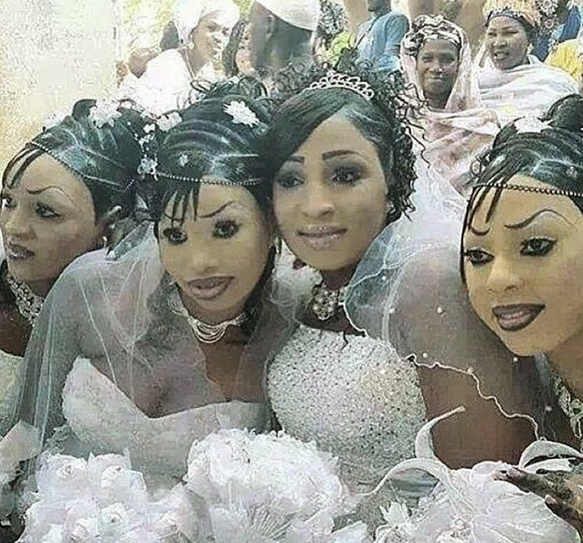 Image result for Man Meets Lady On Instagram And Marries Her, What Happens Next Is Surprising...