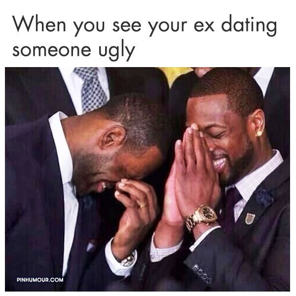 Dating an ugly boyfriend