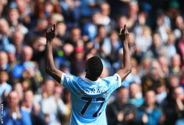 Iheanacho Wins CNN Goal Of The Week For The 2nd Time