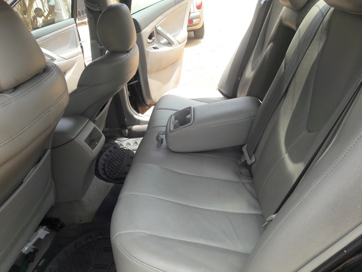 super clean 2008 toyota camry with leather interior autos nigeria. Black Bedroom Furniture Sets. Home Design Ideas