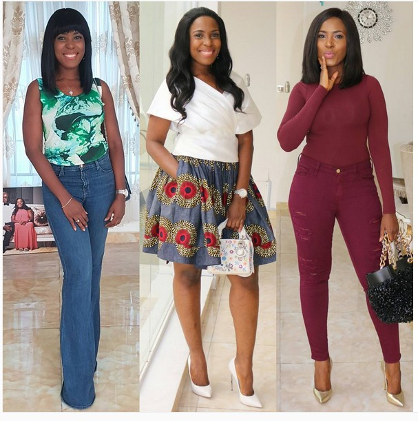 """What Hairstyle Best Suits Me: """"Which Hairstyle Suits Me Best?"""": Linda Ikeji Asks Fans To"""