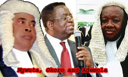 See Full Names Of Judges Under Investigation By DSS