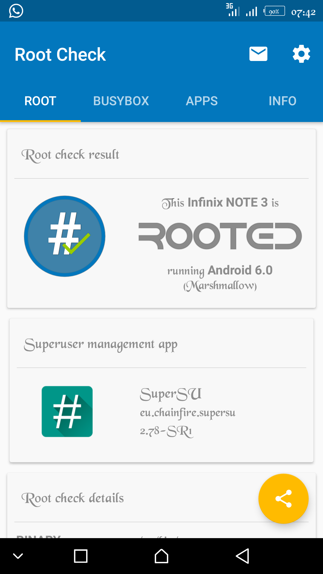 How To Root All Infinix Phones ( NOTE 3 And NOTE 3 Pro