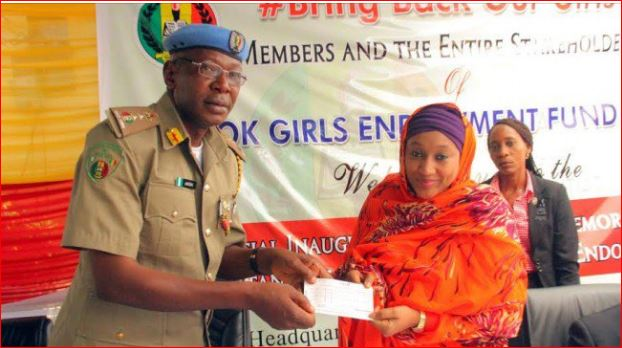 BBOG Group Blasts Buhari's Daughter For Raising N3.5m 'With Its Brand Name' (Photos)