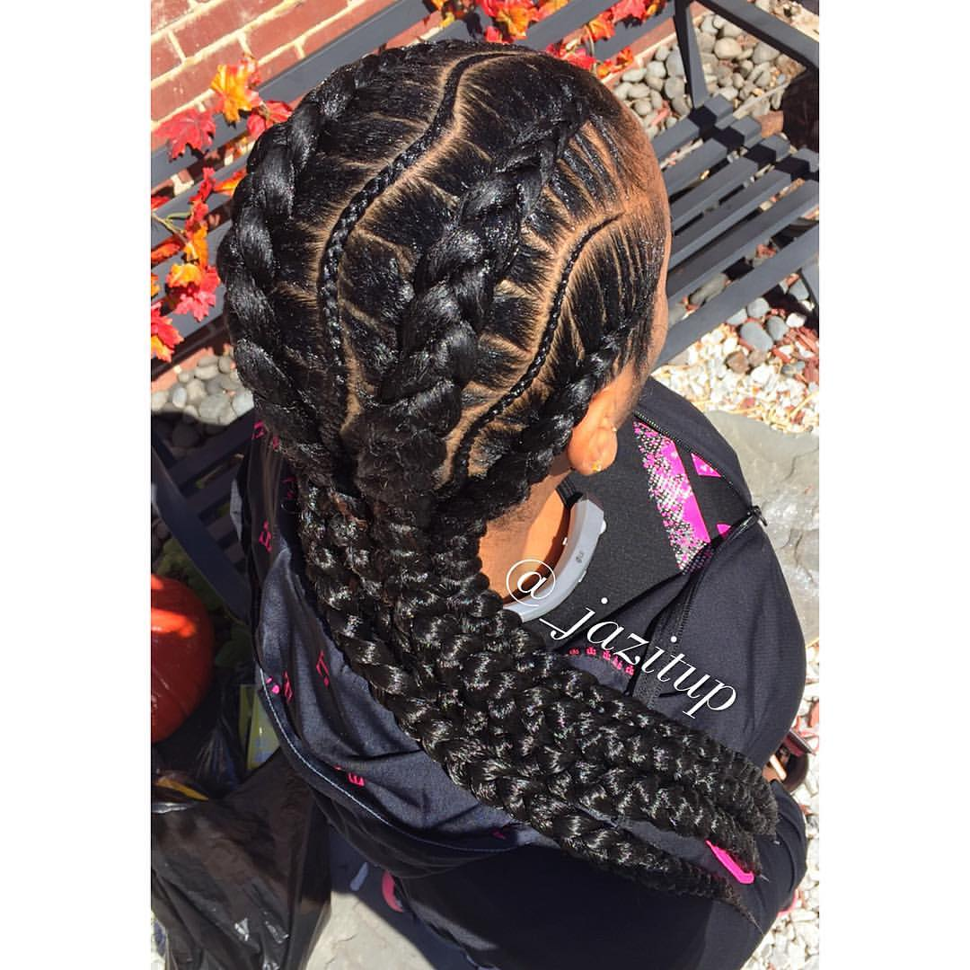 The Best Of Braids 2016 Fashion Nigeria