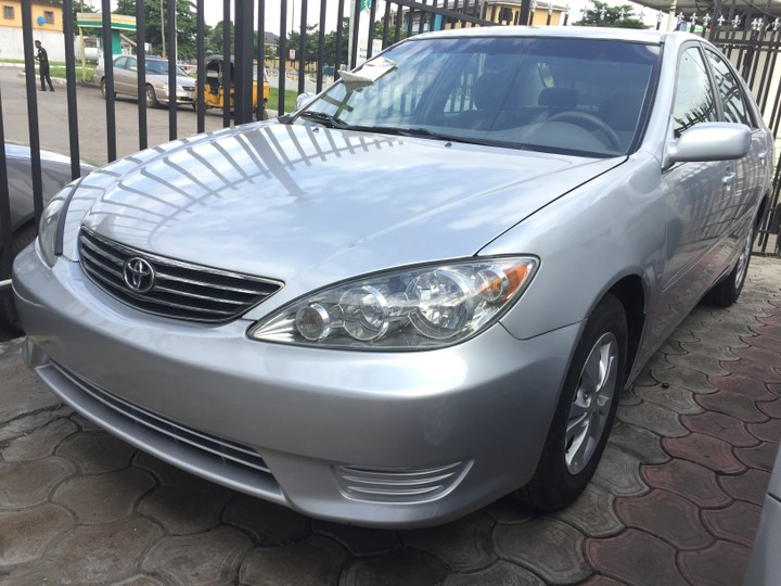sold toks toyota camry le 2006 model autos nigeria. Black Bedroom Furniture Sets. Home Design Ideas