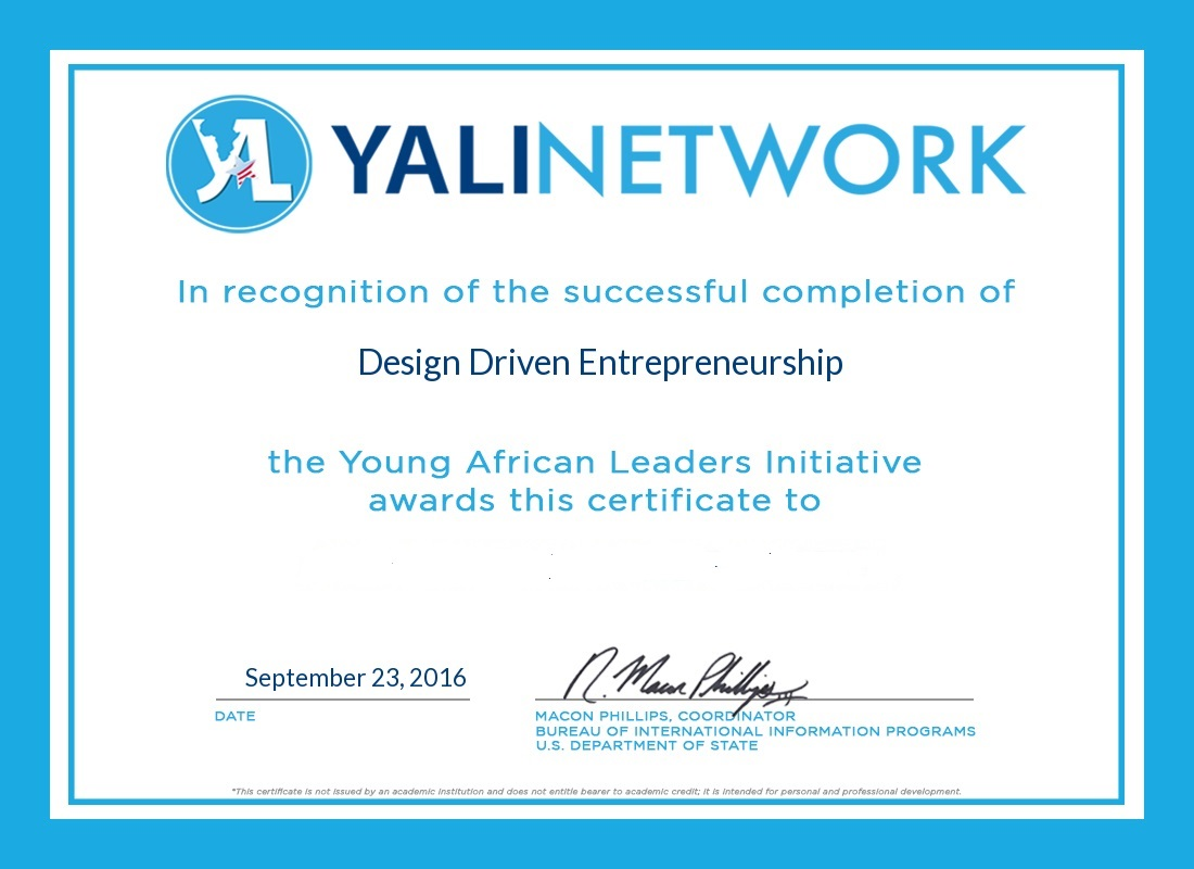 Youth africa leadership initiative yali free online network 1 share 1betcityfo Gallery