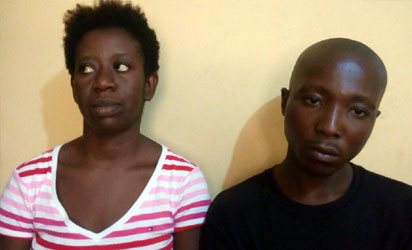 See The Face Of The Woman Who Paid Killers N500,000 To Kill Her Husband In Lagos