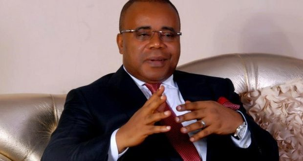 """I Didn't Try To Bribe Justice Okoro, He Lied"" – APC Guber Candidate, Umana"