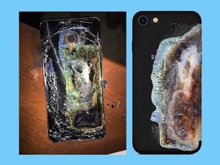 Case That Makes Your Iphone Look Like An Exploded Note 7