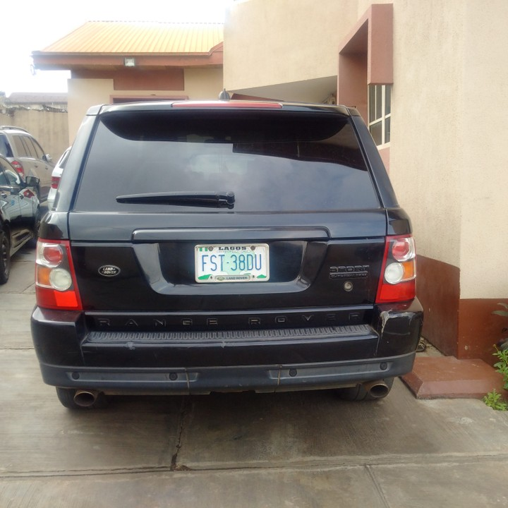 Sold!!! 2008 Range Rover Sport Supercharge For Sale