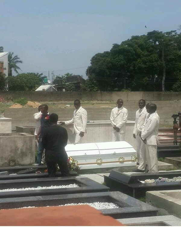 Photos From Burial Of Chris Jeyibo, Koga Entertainment CEO - Entertainment
