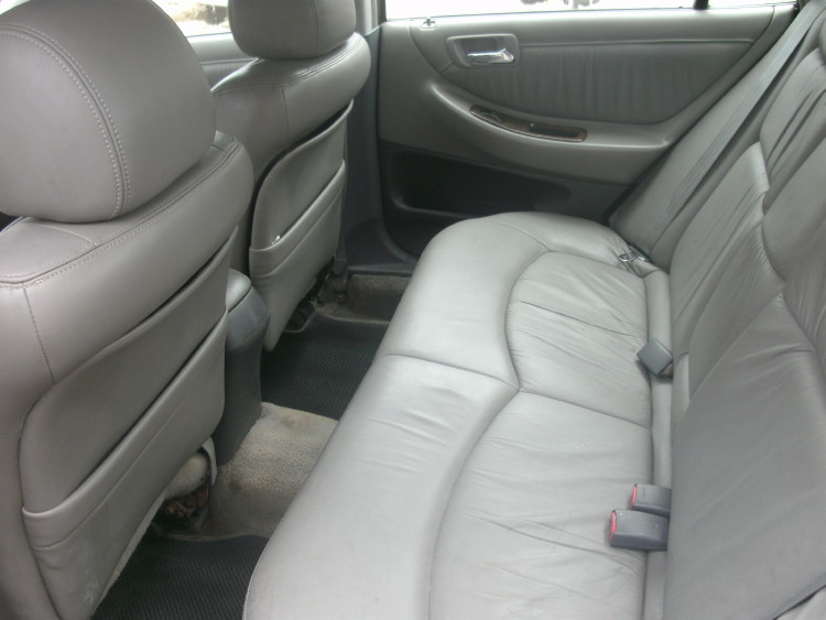 Tokunbo 2000 Honda Accord Baby Boy Leather Interior