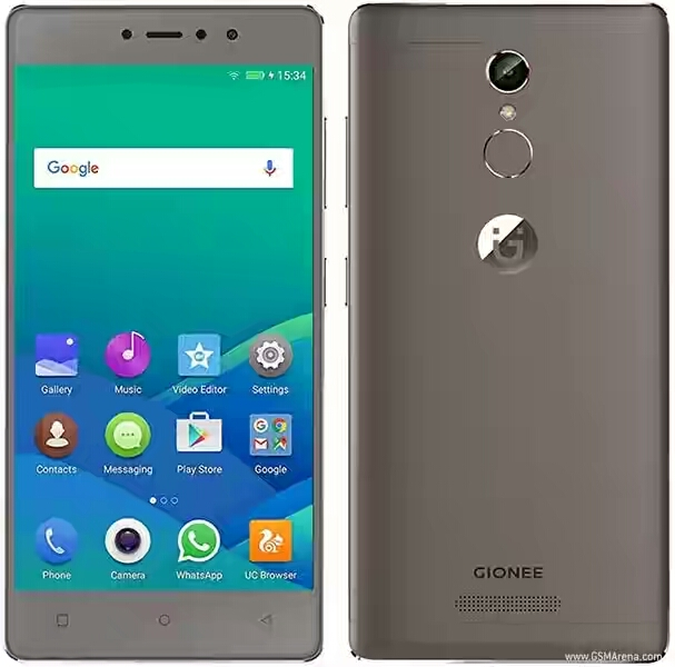 GIONEE S6s With 3 Gig Ram, 32gig Rom