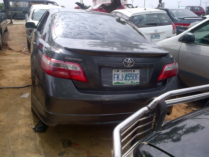 super clean 2008 toyota camry muscle sport at best price autos nigeria. Black Bedroom Furniture Sets. Home Design Ideas