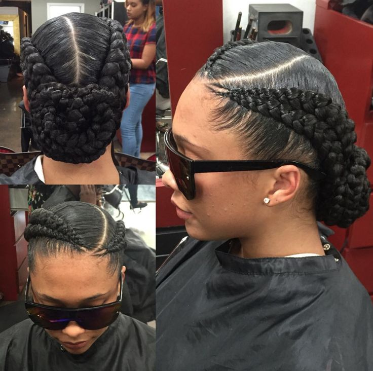 The Cornrow Trend Beautiful Styles You Can Rock
