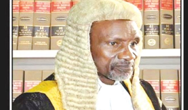 """Anger At Judiciary Worries Me"" – Chief Justice Of Nigeria, Mahmud"