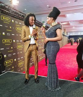 Checkout this adorable photo of Yemi Alade and mum at the