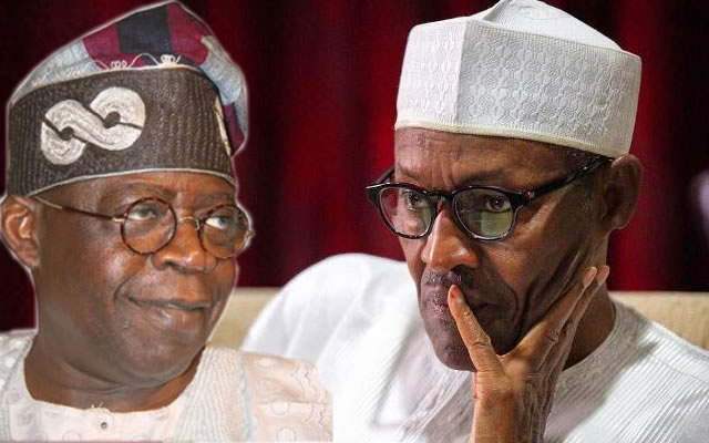 After Secret Talks: Buhari Takes Steps To End Feud With Tinubu