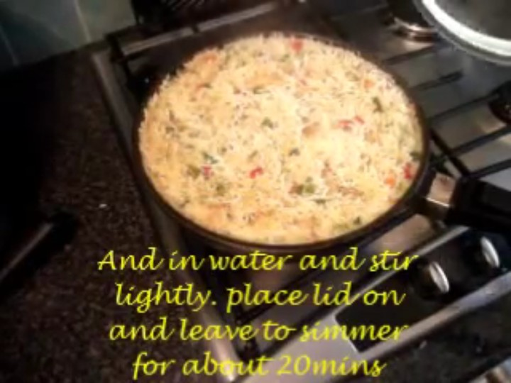how to cook nigerian basmati fried rice