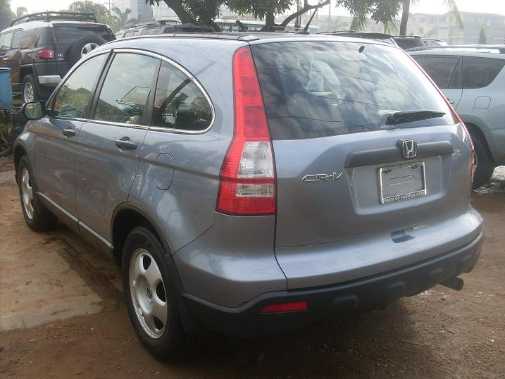 Re: 2007 Model Honda Crv Forsale(PRICE REDUCED,CALL NOW) by emeshot: 9:41am On May 13, 2011