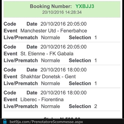 BET ALERT!! Free Sure Odds TodAy - Sports - Nigeria