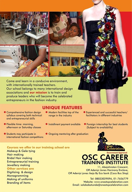 The Best Fashion Design School In Nigeria Present Be A Make Up Pro Fashion Clothing Market Nigeria