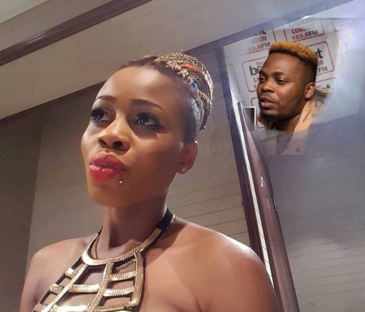 Lady Crush Artiste olamide Badoo: Begs on social media to date him.